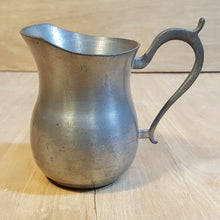 Load Image into Gallery Viewer, PEWTER CRAFTERS of CAPE COD Massachusetts ~ SUGAR BOWL w/ SPOON and CREAMER