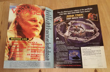 Load Image into Gallery Viewer, Starlog Chrome Cover STAR TREK VOYAGER Official Magazine #1 1995
