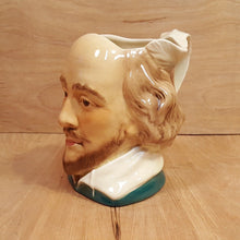 Load Image into Gallery Viewer, Vintage William SHAKESPEARE TOBY JUG ~ Sylvac Shaw & Copestake Staffordshire