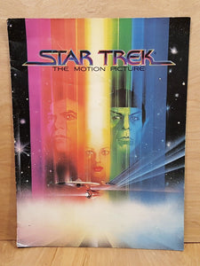MIXED LOT STAR TREK ~ 3 MOVIE PROGRAMS - 1, 3, 4 ~ 4 TV Next Generation POSTERS