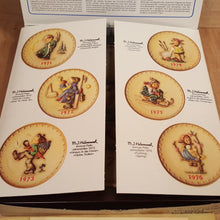 Load Image into Gallery Viewer, Vintage SET of 7 HUMMEL Annual PLATE 1972-1975, 1977-1979 1st Edition in BOX *