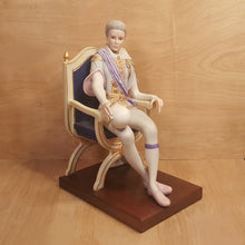 "Load Image into Gallery Viewer, Vintage CYBIS 12"" Porcelain FIGURINE ~ Shakespeare HAMLET ~ Ltd Ed 500"
