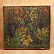 Load Image into Gallery Viewer, SIGNED FOREST Landscape Oil PASTEL Art ~ Phyllis A FURDELL Virginia/DC Artist