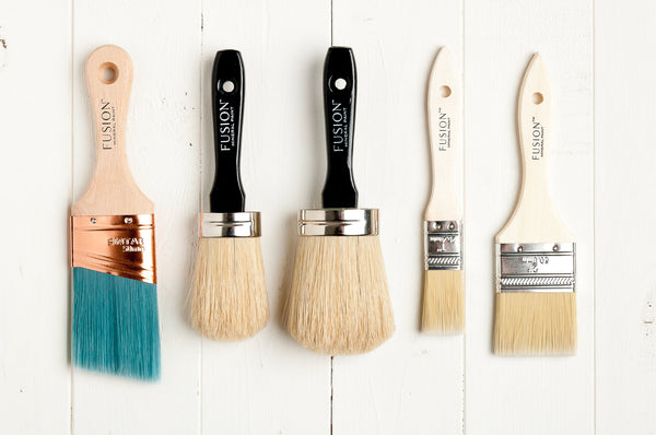 Fusion Mineral Paint - Brushes & Rollers - Fusion