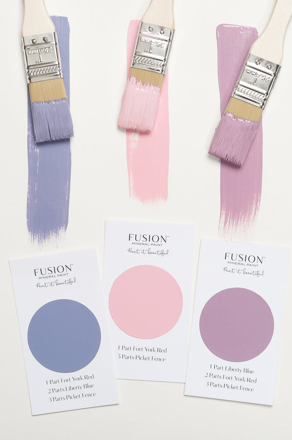 Fusion Mineral Paint - Custom Blends