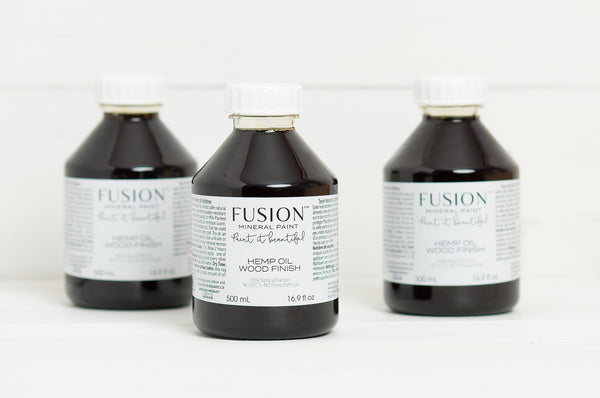 Fusion Mineral Paint - Finishing