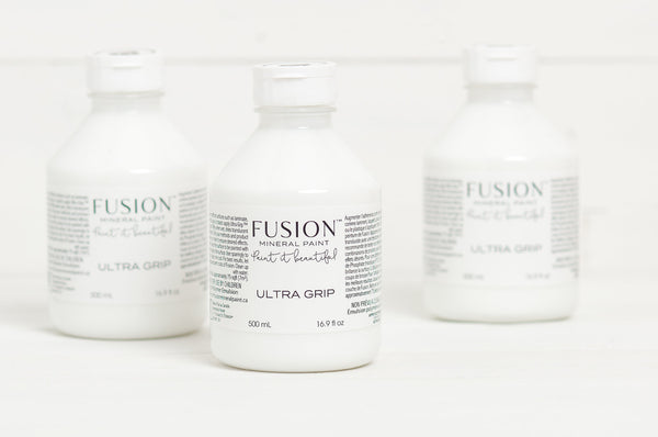 Fusion Mineral Paint - Prep