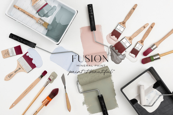 Fusion Mineral Paint - New Products
