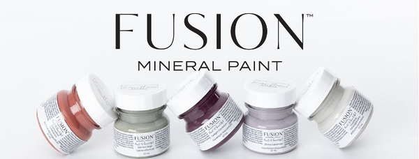 Fusion Mineral Paint - Now or Never