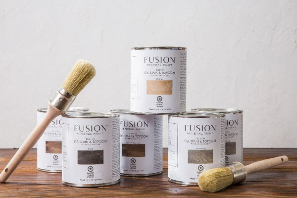 Fusion Mineral Paint - Gel Stain