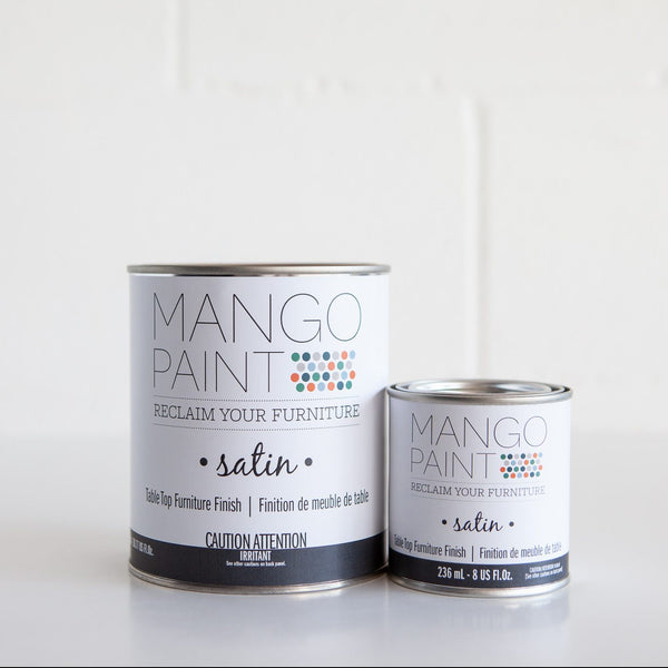 Mango Paint - Table Top Finish