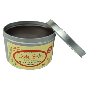 Best Dang Wax - Brown - Dixie Belle Paint