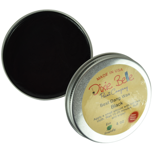 Best Dang Wax - Black - Dixie Belle Paint