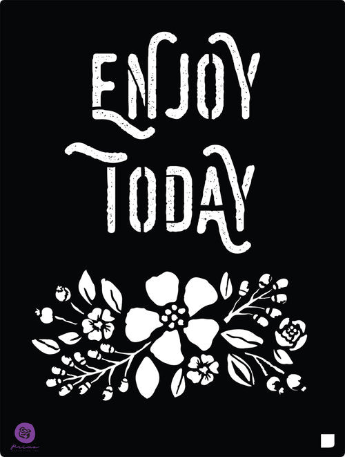 Redesign Stencil - Enjoy Today