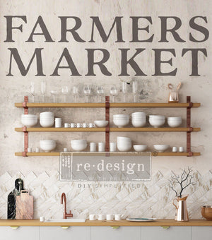 Redesign Transfer - Farmers Market
