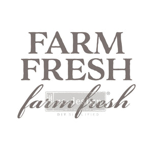 Redesign Transfer - Farm Fresh
