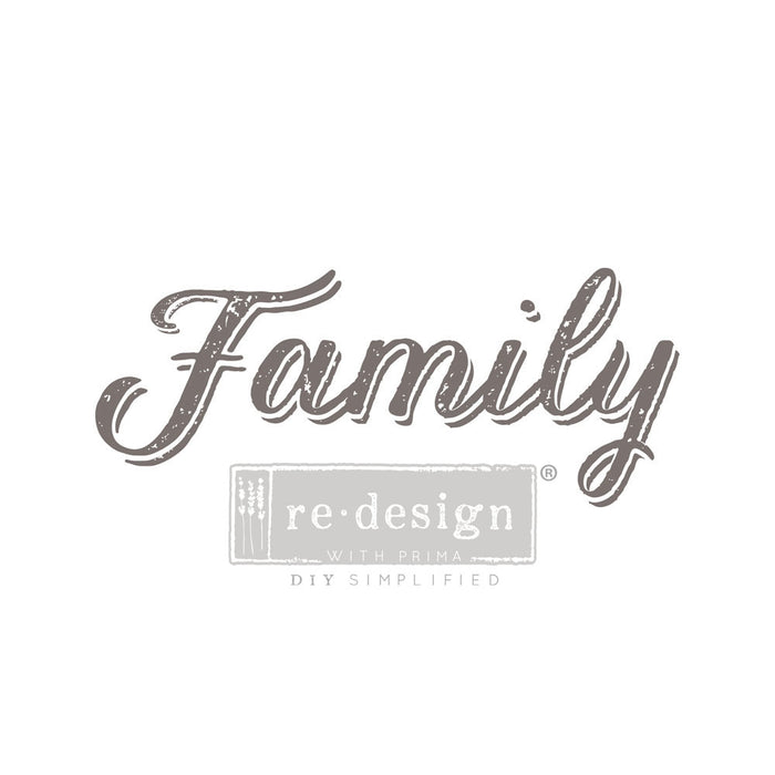 Redesign Transfer - Family