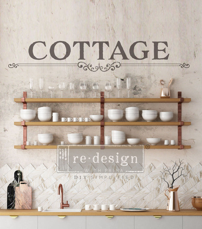 Redesign Transfer - Cottage