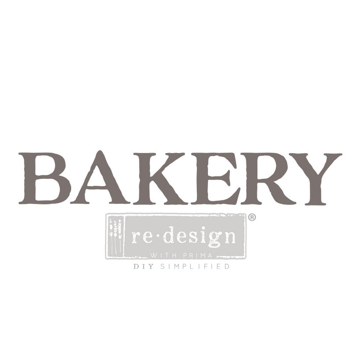 Redesign Transfer - Bakery