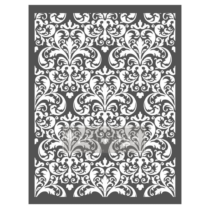 Redesign Stencil - Imperial Damask