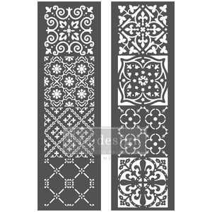 Redesign Stencil - Arabesque