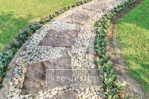 Redesign Paver Stencil - Eastern Tile