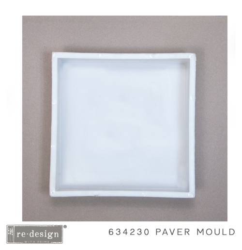 Redesign Concrete Paver Mould
