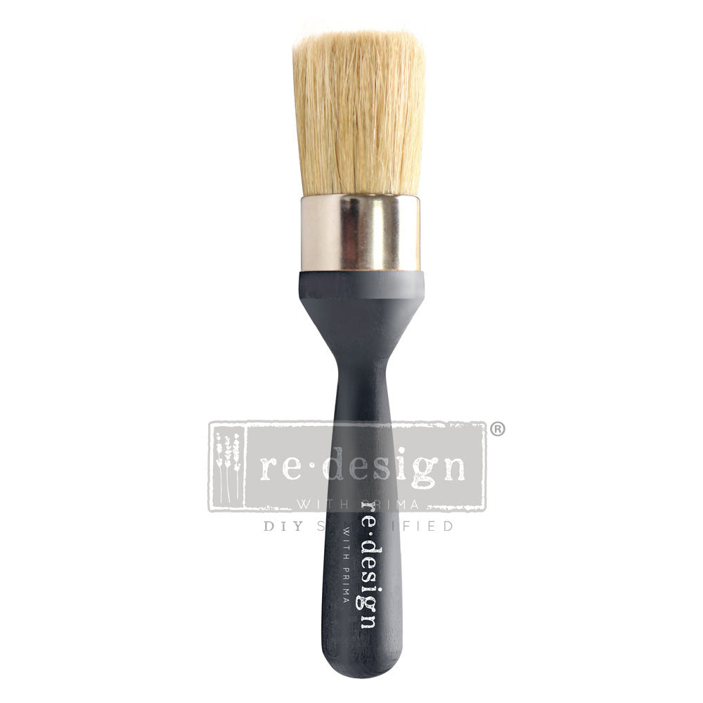 "Redesign Wax Brush - 1.5"" round"
