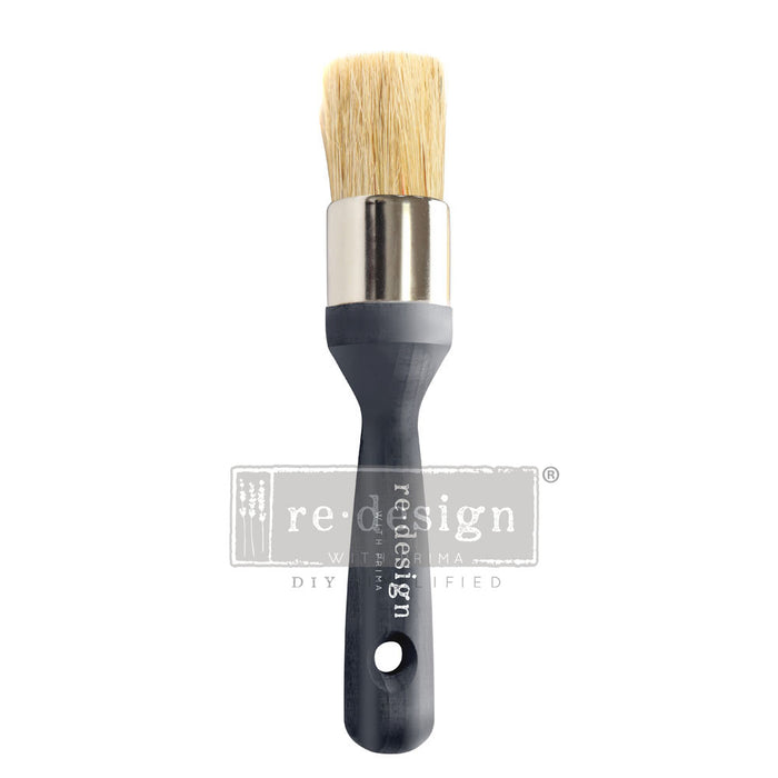 "Redesign Wax Brush - 1"" round"