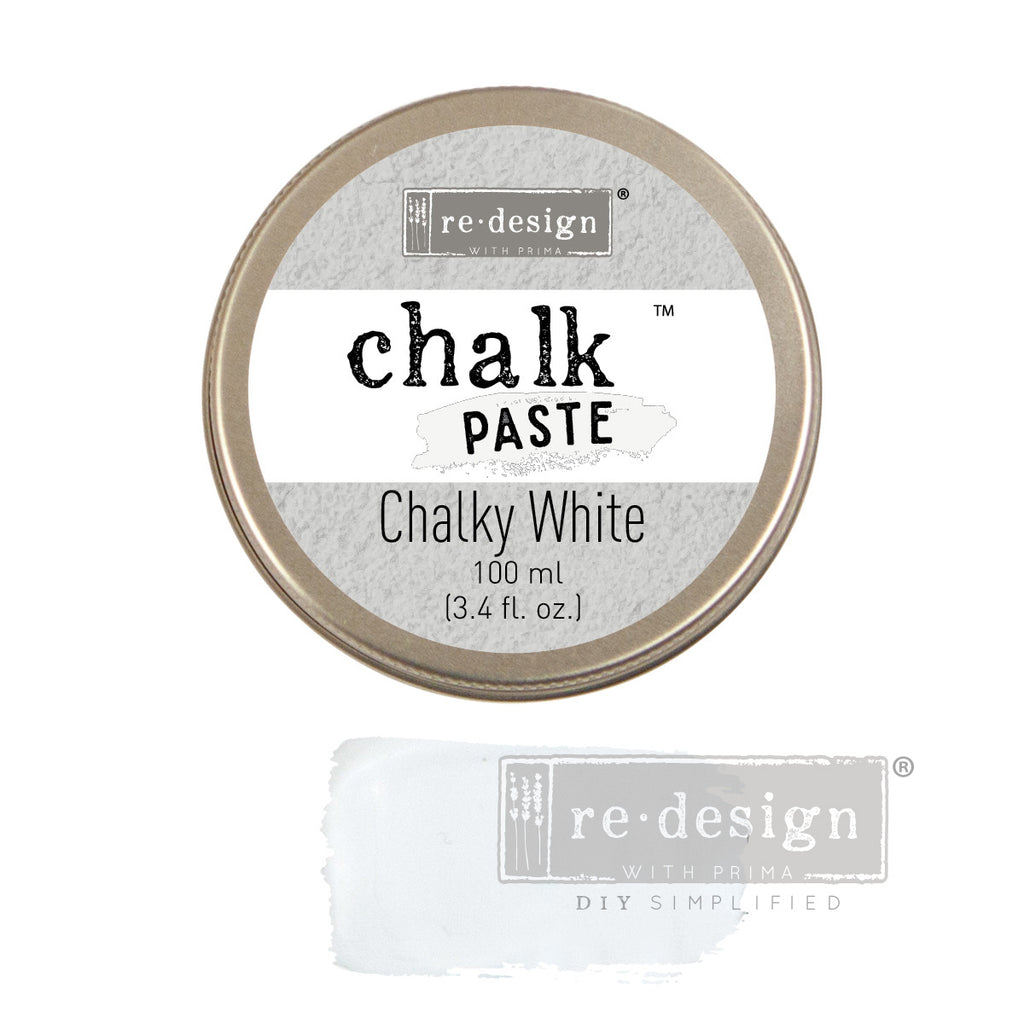 Redesign Chalk Paste - Chalky White