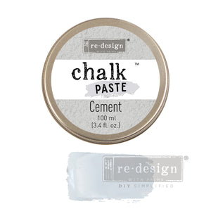 Redesign Chalk Paste - Cement