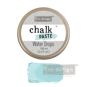 Redesign Chalk Paste - Water Drops