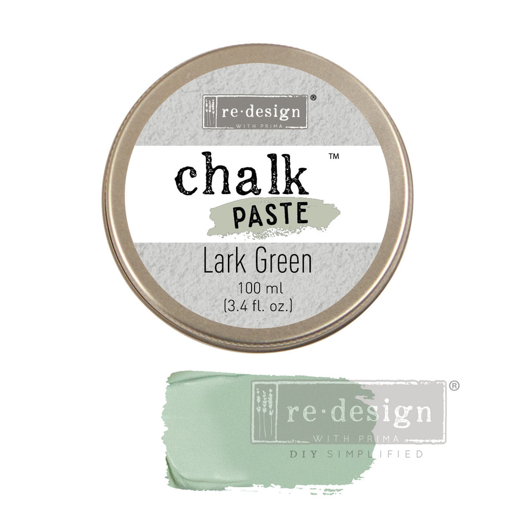 Redesign Chalk Paste - Lark Green