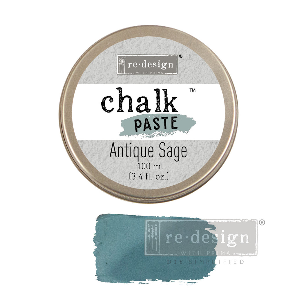 Redesign Chalk Paste - Antique Sage