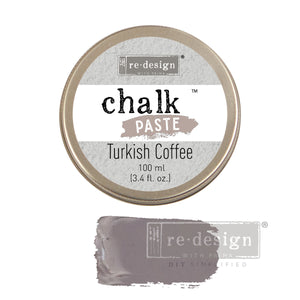 Redesign Chalk Paste - Turkish Coffee