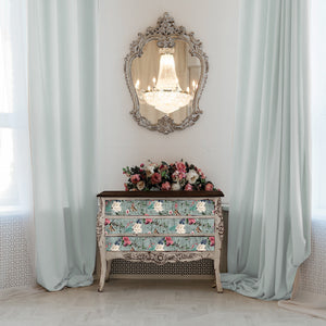 Redesign Transfer - Rustic Teal
