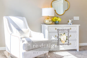Redesign Transfer - Floral Home