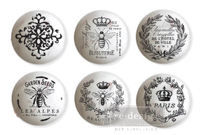 Redesign Knob Transfer - Parisienne
