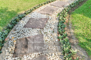 Redesign Paver Mould - Vine Wall