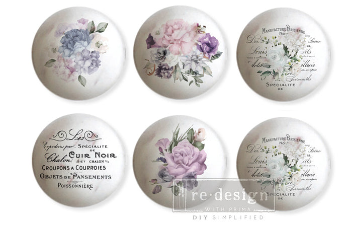 Redesign Knob Transfer - Paris Cottage