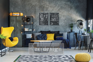Redesign Decor Transfer - Industrial Mechanics