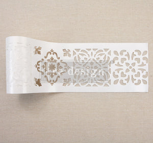 Redesign Stick & Style Stencil Roll - Casa Blanca Tile
