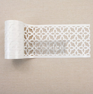 Redesign Stick & Style Stencil Roll - Calypso Lattice