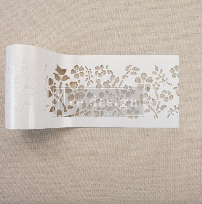 Redesign Stick & Style Stencil Roll - Royal Ann Garden