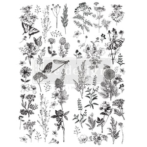 Redesign Decor Transfer - Spring Meadow Life