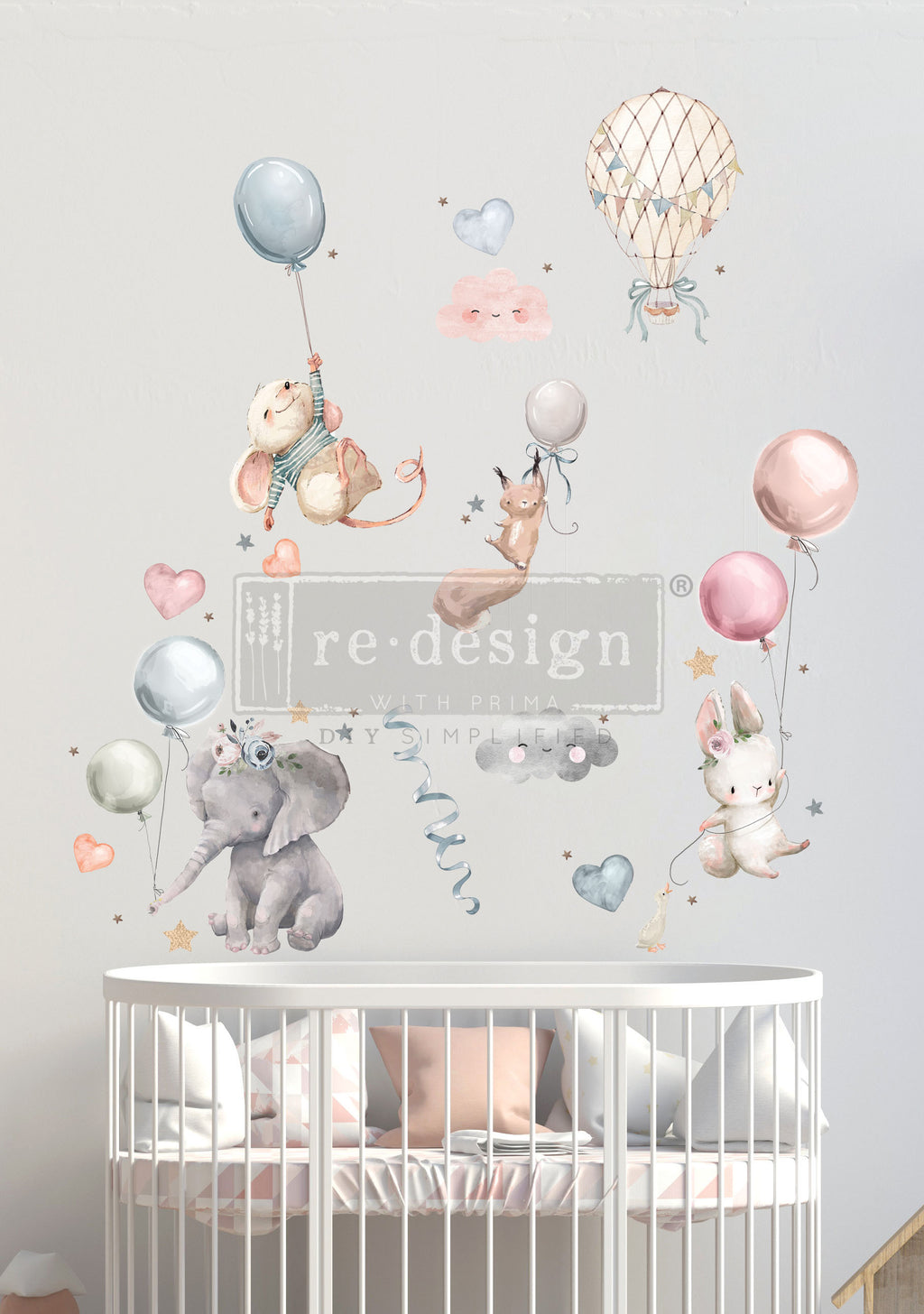 Redesign Decor Transfer - Sweet Dreams