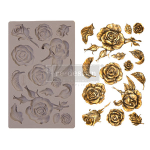 Redesign Mould - Fragrant Roses