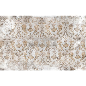 Redesign Decoupage Decor Tissue Paper - Washed Damask
