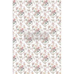Redesign Decor Transfer - Floral Court