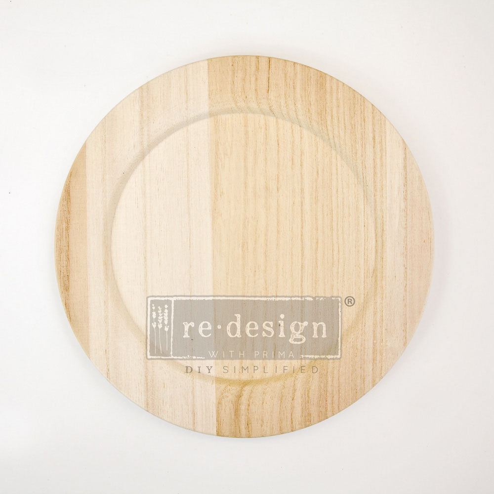 Redesign Plate Blank 10""